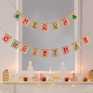 indoor christmas garland
