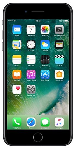 Apple iPhone 7 Plus 128GB Negro (Reacondicionado)