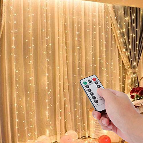 (60% OFF Coupon) Curtain Light $11.19