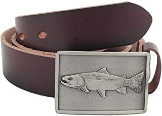 leather trout belt