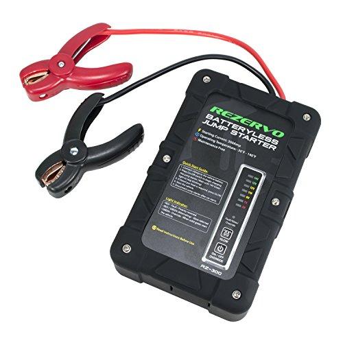 For Sale! Rezervo Batteryless Jump Starter - Jumpstarts Vehicles Using Ultracapacitor Technology for...