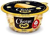 Cheesepop Snack al formaggio saltato - 100% di formaggio ... sorprendentemente croccante! etichetta pulita - vegetariano - senza carboidrati - cheto - ricco di proteine - senza glutine