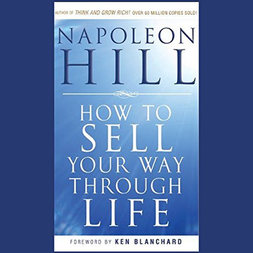 How to Sell Your Way Through Life audiobook cover art