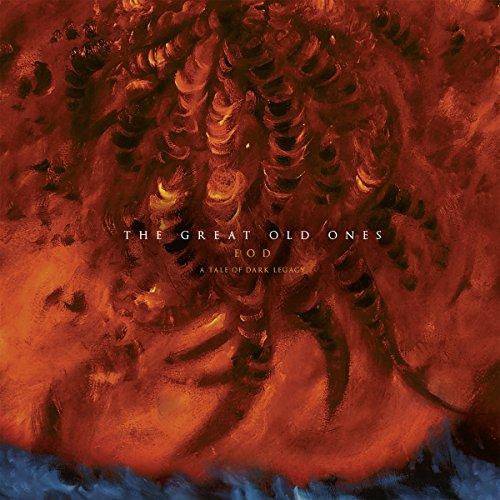 EOD: A Tale of Dark Legacy - Clear Vinyl