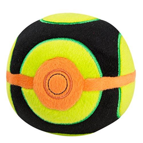 TOMY- Pokemon Peluche-Sombre Ball, T19307, Multicolore