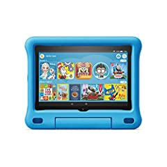 Save up to $94.98 on a full-featured Fire HD 8 tablet (not a toy), 1 year of Amazon Kids+ (FreeTime Unlimited), a Kid-Proof Case with built-in stand, and 2-year worry-free guarantee, versus items purchased separately. 2-year worry-free guarantee: if ...