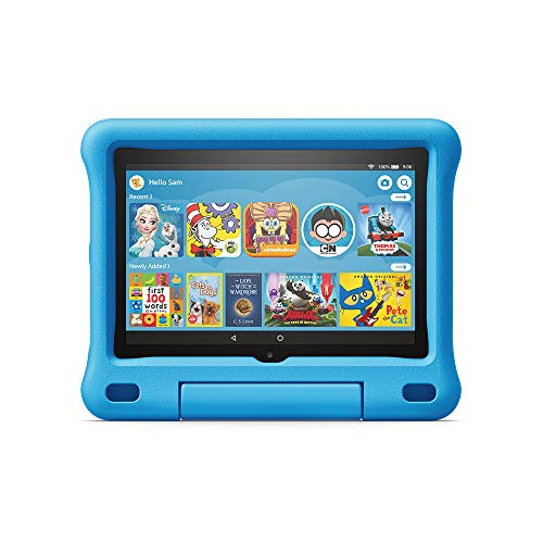 All-new Fire HD 8 Kids Edition tablet,...