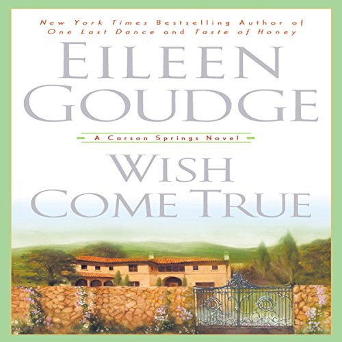 Wish Come True audiobook cover art