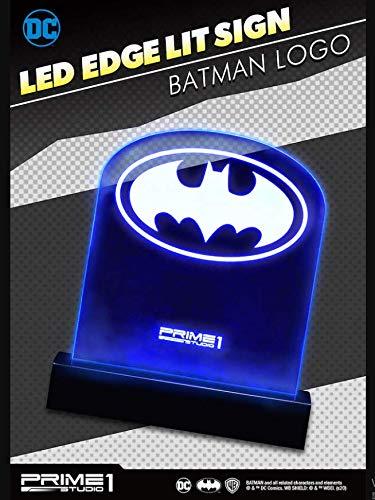バットマン LED アクリルパネル ロゴ BATMAN LOGO