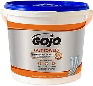 Gojo Industries 6299-02 Fast Wipe, 225 Pack