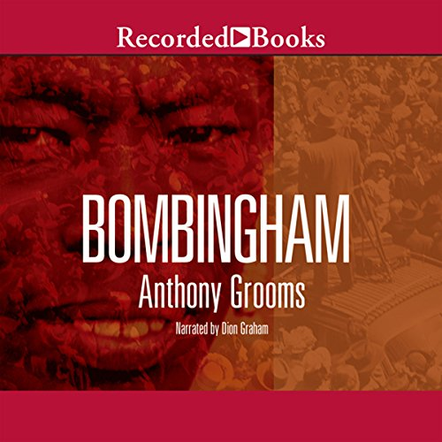 Bombingham audiobook cover art