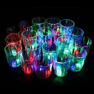 Best led shot glasses wholesale Reviews
