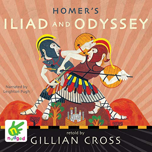 Homer's Iliad and the Odyssey cover art