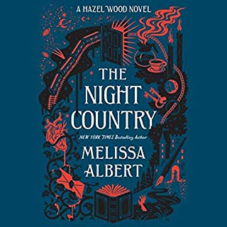 The Night Country audiobook cover art