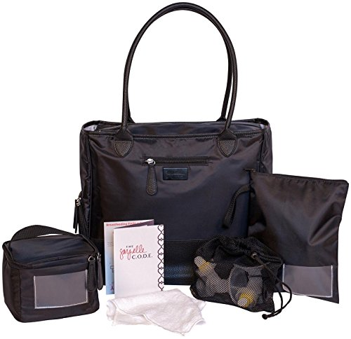 Product Image of the jay elle by J.L. Childress Breast Pump Bag 6-Piece Set (Type A)