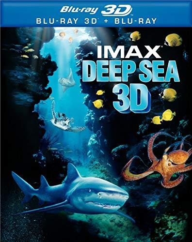 Imax Deep Sea [Blu-ray] HD3D
