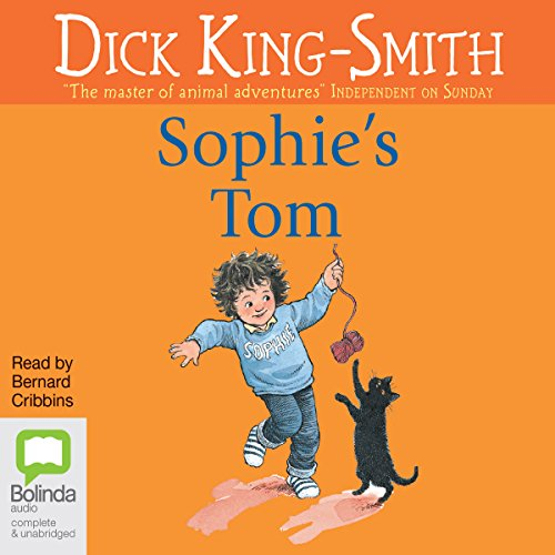 Sophie's Tom audiobook cover art