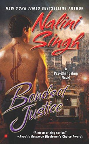 Bonds of Justice: 08