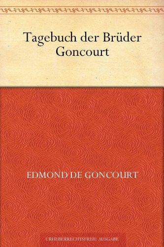 Buchseite und Rezensionen zu 'Tagebuch der Brüder Goncourt' von Edmond de Goncourt
