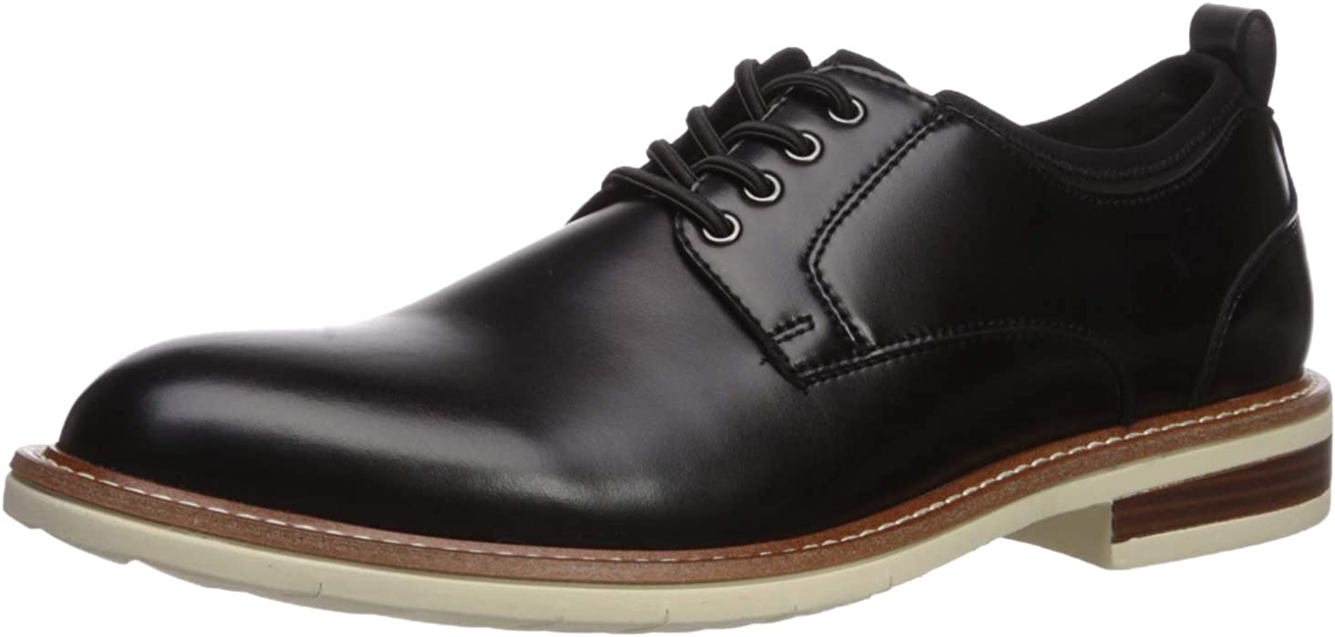 Kenneth Cole REACTION Men's Klay Lace Up G with a Flexible Sole Oxford