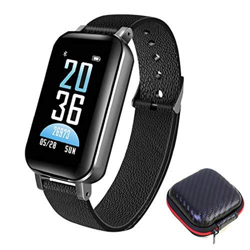 N-B Bluetooth Headset Smart Watch Touch Control Smart Watch Support Call Music Fitness Bracelet Smart Bracelet
