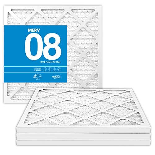 3m air filters 14x14x1 - 4