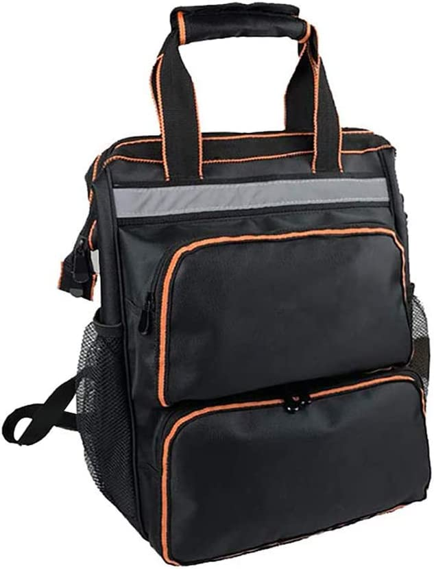Large Tool Backpack for Men Heavy Albuquerque Mall Solid Super beauty product restock quality top! Bag O Duty Work