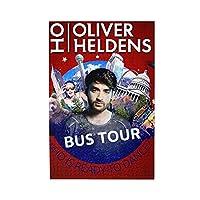 Oliver Heldens (6) ジグソーパズル1000ピース-の子供ゲームクラシック教育ギフト家の装飾壁ア減圧パズル素敵なギフト(75x50cm)パズル