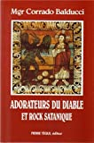 adorateurs du diable et rock satanique