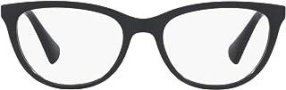 Ralph by Ralph Lauren Women's Ra7111 Cat Eye Prescription Eyewear Frames