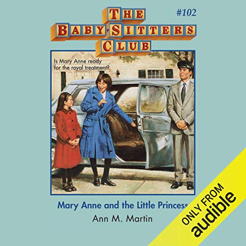 Mary Anne and the Little Princess cover art