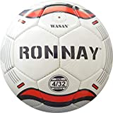Wasan Ronnay Sapparo Soccer Football Size 4 (12 Years and Above)