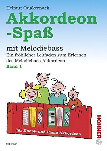 Akkordeon-Spaß: (german Text): 1