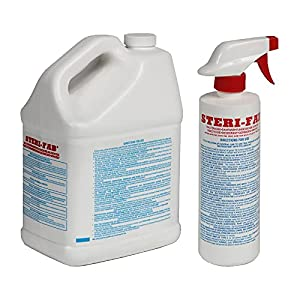 Low toxicity contact sprays SteriFab: photo