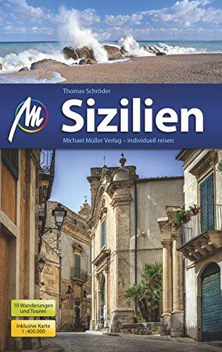Schröder, Thomas<br />Sizilien: Reiseführer mit vielen praktischen Tipps