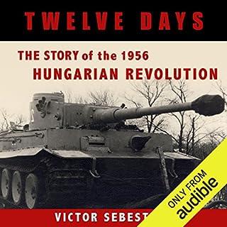 Twelve Days audiobook cover art