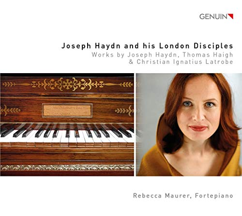 Joseph Haydn and his London Disciples