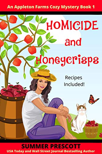 Homicide and Honeycrisps (An Appleton Farms Cozy Mystery Book 1) (English Edition)