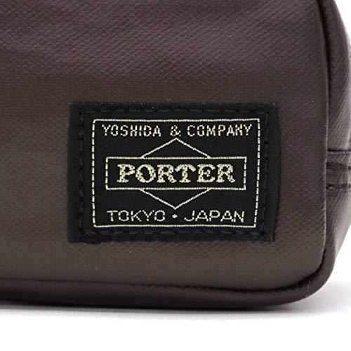 ポーター(porter)・フリースタイル・ペンケース(ブラウン)707-08231
