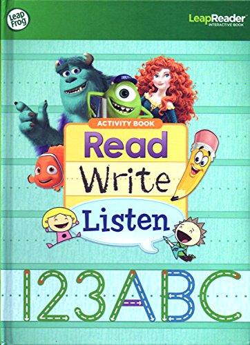 Leapfrog Leapreader Read, Write, Listen