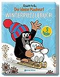 """Winter-Puzzlebuch """"Der kleine Maulwurf"""": 5 Puzzles - Trötsch Verlag"""