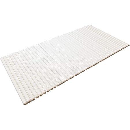 東プレ シャッター式風呂ふた ホワイト 70×139cm M14