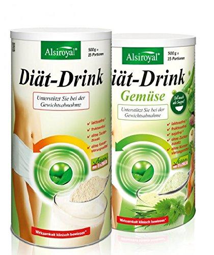 Diät-Drink Gemüse (0.5 Kg)