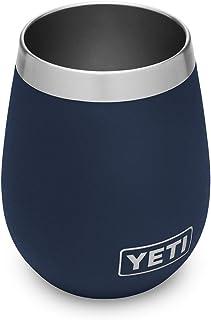 YETI Rambler 10 oz Wine Tumbler, Vacuum Insulated, Stainless Steel