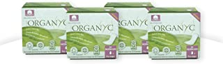 comprar comparacion Organyc - Salvaslip - 100% Algodón Biológico - 4 x 24 unidades