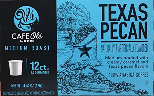 H.E.B. Texas Pecan 12 Count ONE BOX