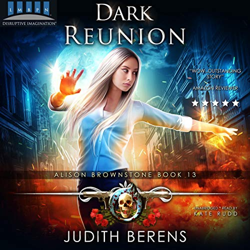 Dark Reunion (An Urban Fantasy Action Adventure) cover art