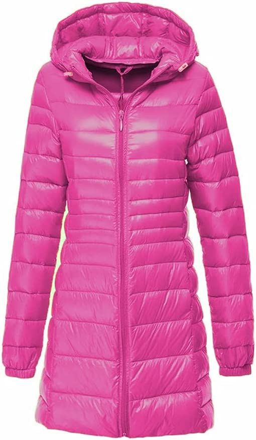 KLHHG Women's Jacket Large Size Down Wom Long Ultra Light Free Shipping New 70% OFF Outlet