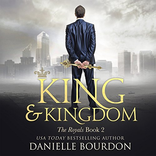 King and Kingdom audiobook cover art