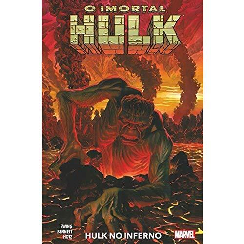 O Imortal Hulk: Hulk No Inferno Vol. 3